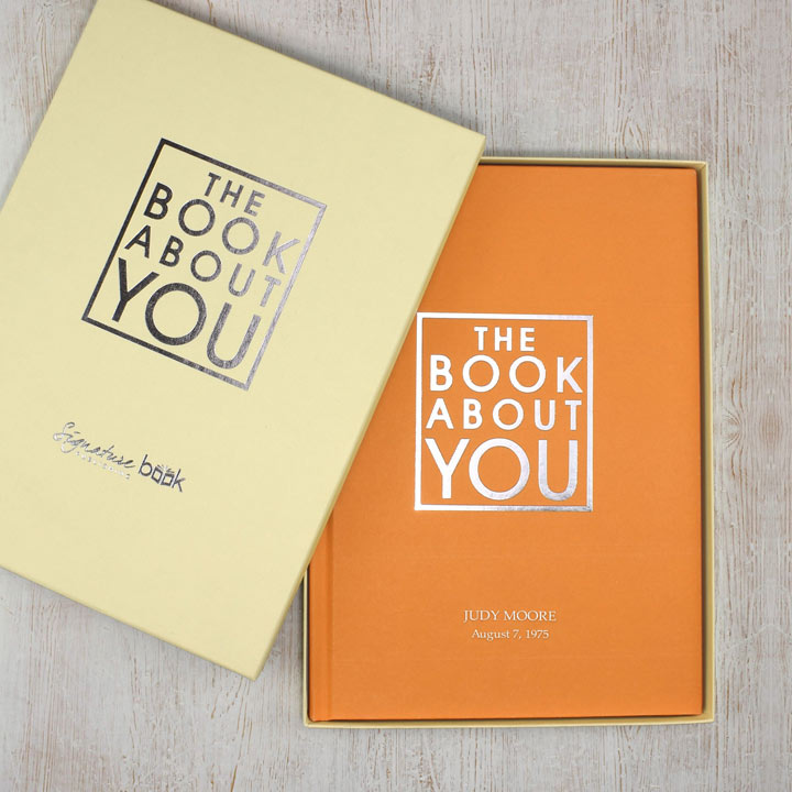 Personalised Book About You