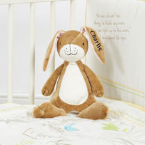Personalised Plush Hare