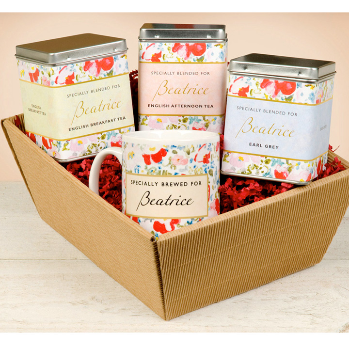 Floral Tea Lovers Set