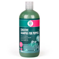 Sensitive Shampoo for Puppies
