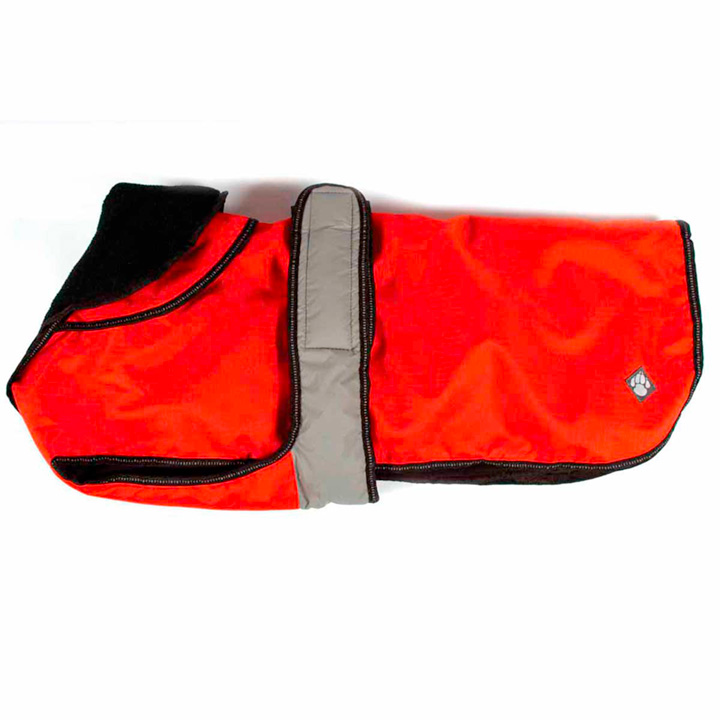 2 in 1 Dog Coat - Orange