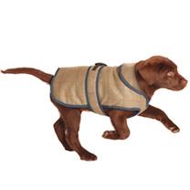 Dog Coat - Tweed 25cm