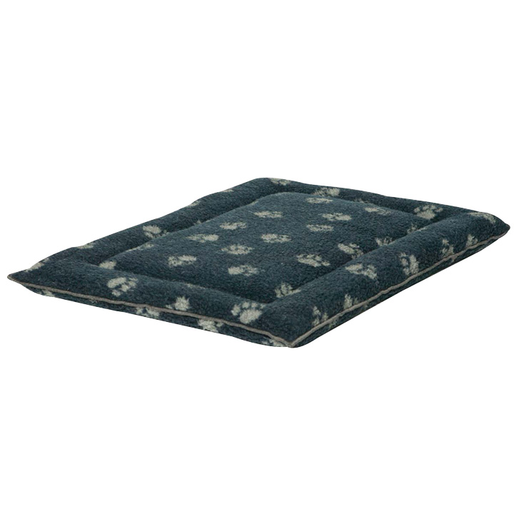 Fleece Navy Cage Mattress