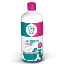3-in-1 Shampoo for Dogs