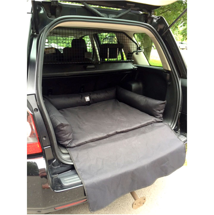 Car Boot Bed