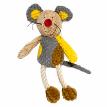 Mouse Dog Toy - Small