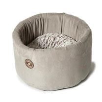 Cat Cosy Bed - Grey