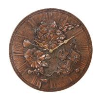 Outdoor Bronze Wall Clock