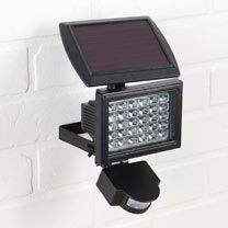 Solar LED Security Light