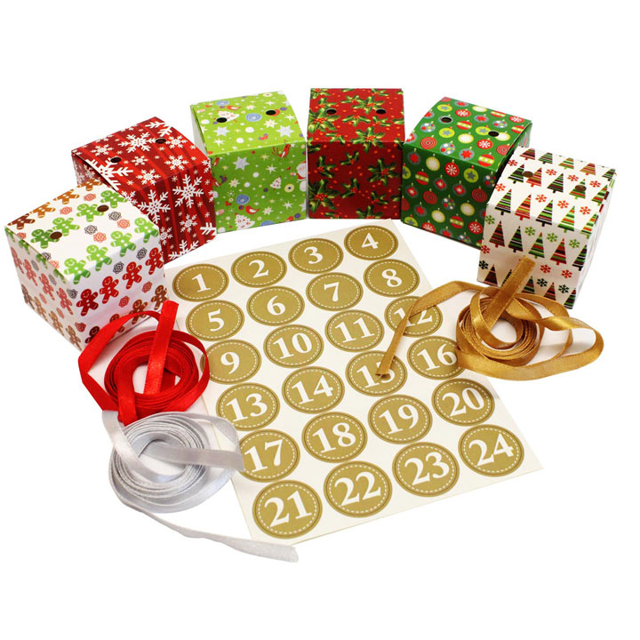 Advent Gift Boxes