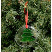 Christmas Tree Delight - Tree Decoration