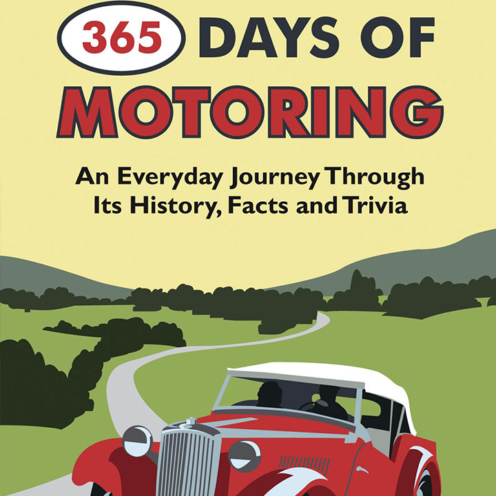 Book - 365 Days of Motoring
