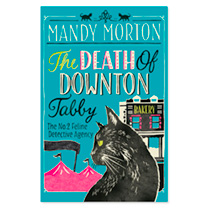 Death of Downtown Tabby - Book