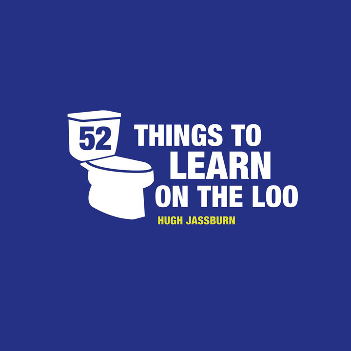 50 Things to Learn on the Loo
