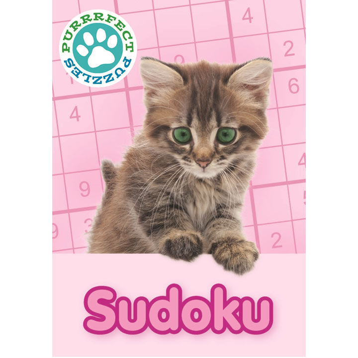 Book - Cat Sudoku