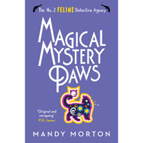 Magical Mystery Paws Book