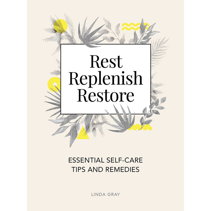 Rest, Replenish, Restore Book