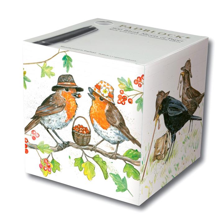 Birdie Hats Padblock