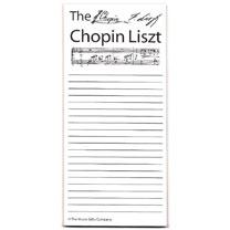Chopin Liszt - Shopping Pad