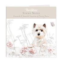 Sticky Notes - Westie