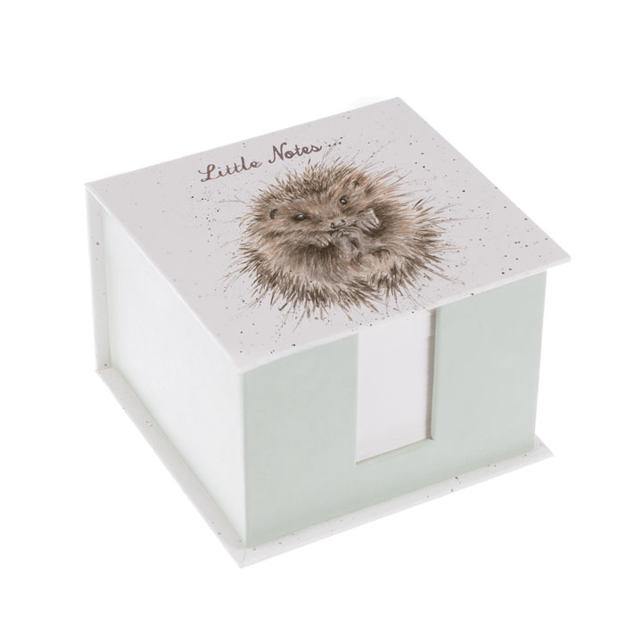 Hedgehog Memo Block
