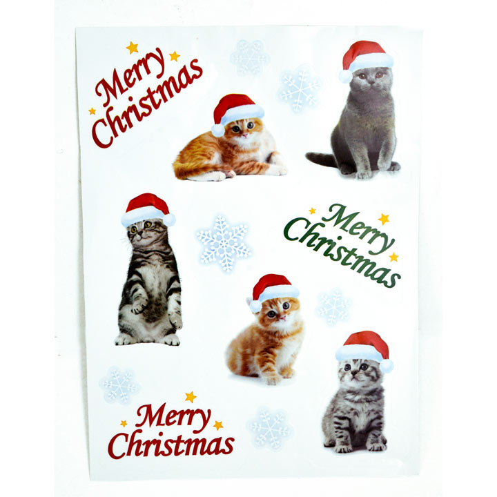 Cat Stickers Twin Pack