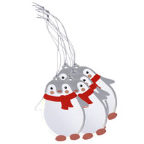 Gift Tags - Penguin