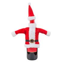 Santa Bottle Topper