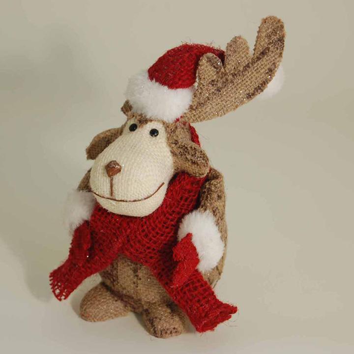 Jolly Festive Reindeer