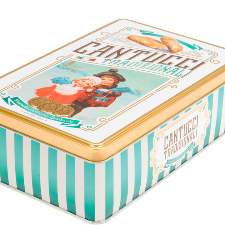 Italian Treats - Cantucci Tin