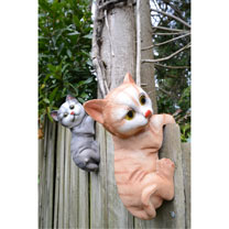 Cat Fence Hanger