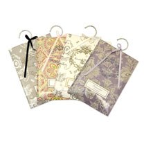 Scented Sachets - One of Each