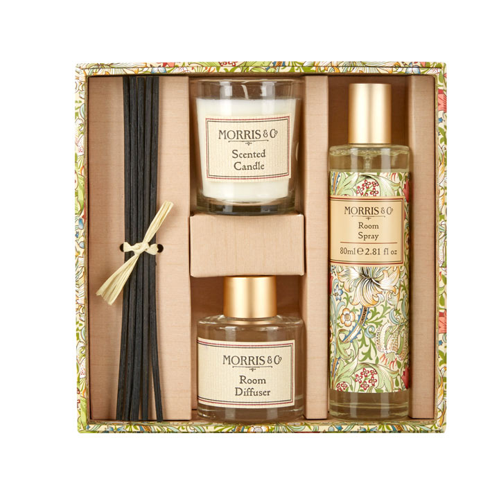 Morris Home Fragrance Collection
