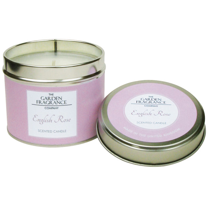 English Rose - Candle