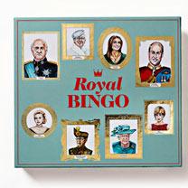 Royal Bingo Game