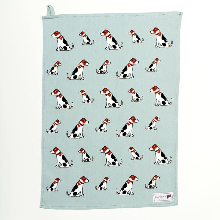 Jack Russell Tea Towel / Apron