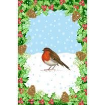 Robins Tea Towel
