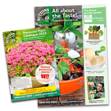 Perennial/Bedding & Veg 2015 Catalogues