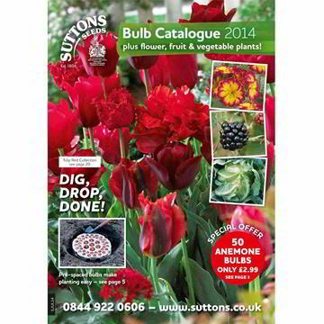Suttons Bulb Catalogue 2014