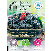 Suttons Spring Planner Catalogue 2017