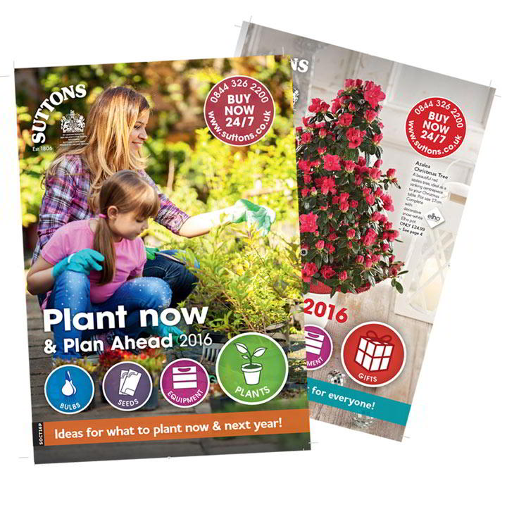 Suttons Plant Now & Plan Ahead