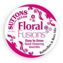 Floral Fusions Seeds - Madame Butterfly