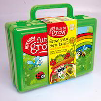 Fun To Grow Seed Kit - Grow Your Own Lunch Lunch Box