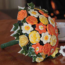 Chocolate Bouquet - ORANGE