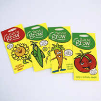 Children's Educational Seed Collection