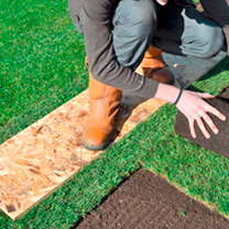 Turf Laying Boards