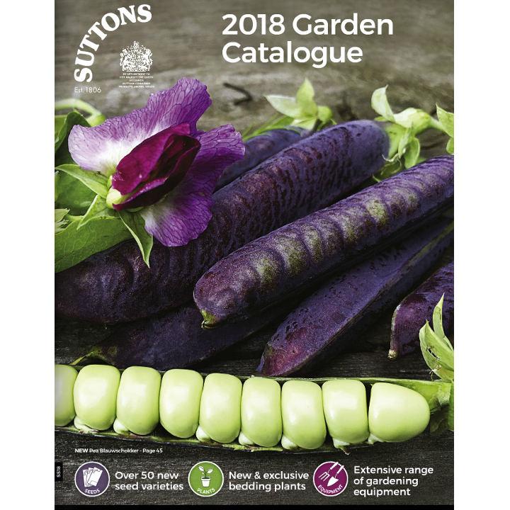 garden seed catalogs. Suttons Seed Catalogue 2018 Garden Catalogs E