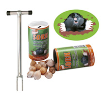 Anti Mole bulbs Planting Tool
