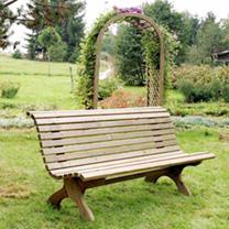 Nowy Targ Garden Bench