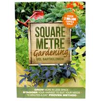 Square Metre Gardening by Mel Bartholomew